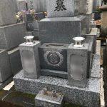 お墓の花立 ステンレス筒の交換について