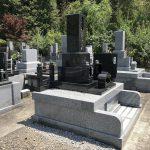 静岡市葵区吉津 法城寺様 生前建立墓
